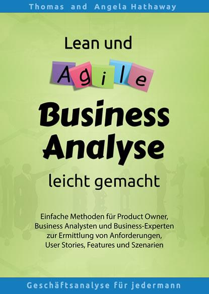 Buch - Business Analyse, anforderungerstellung, User Stories, Anforderungsermittlung