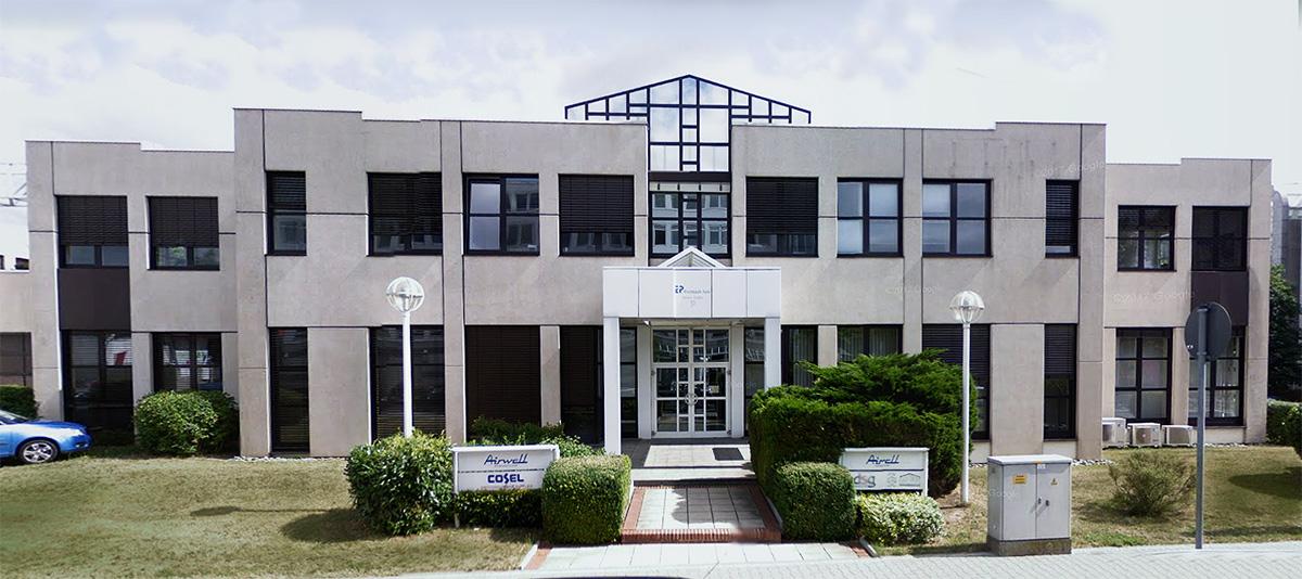 EDC Schulungscenter in Frankfurt